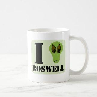 Mug J'aime Roswell