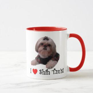Mug J'aime Shih Tzu