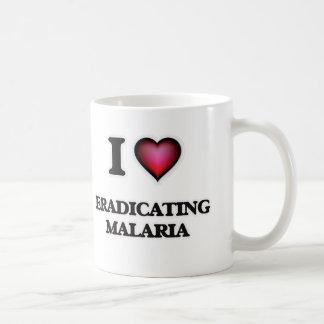 Mug J'aime supprimer la malaria