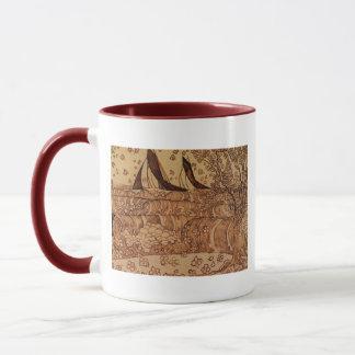 Mug Janv. Theodoor Toorop - vagues