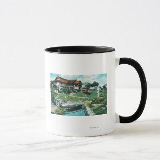 Mug Jardin de thé japonais ViewCoronado, CA