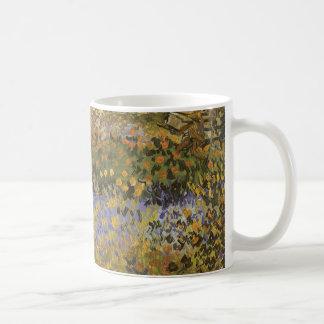 Mug Jardin fleurissant par Vincent van Gogh