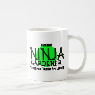 Mug Jardinier certifié de Ninja