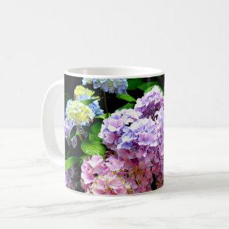Mug Jardins d'hortensia