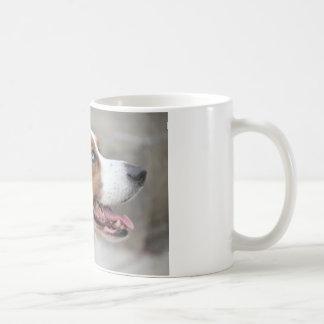 Mug Jayke - corgi bleu de Gallois de cardigan de merle