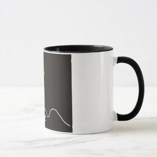 Mug jazz stickman