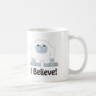 Mug Je crois ! Yeti mignon