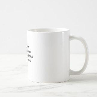 Mug Je donne des leçons particulières…  Pas pour le