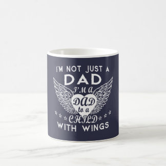 Mug Je ne suis pas simplement un papa