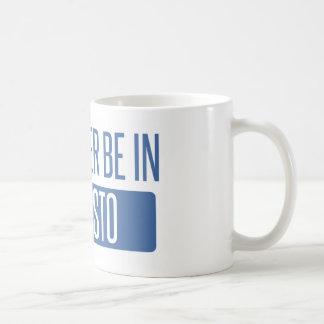 Mug Je serais plutôt à Modesto
