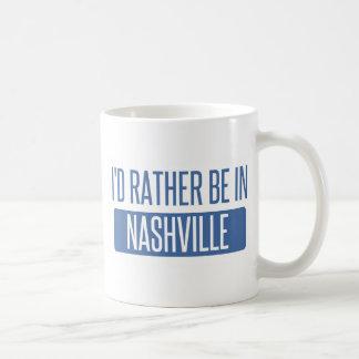 Mug Je serais plutôt à Nashville