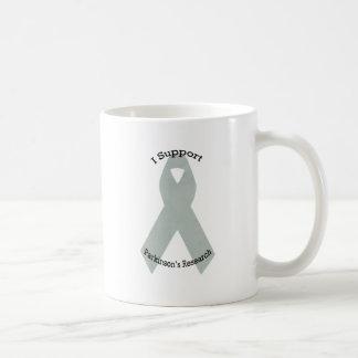 Mug Je soutiens la recherche de Parkinson