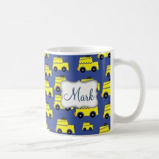 Mug Je suis chauffeur de taxi et je l'aime !