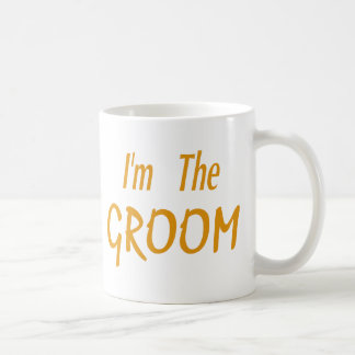 Mug Je suis l'or de marié