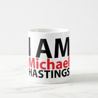 Mug Je suis Michael Hastings