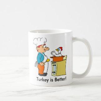 Mug Je suis poulet
