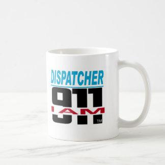 Mug Je suis substance de 911 logos pour le feu, SME,