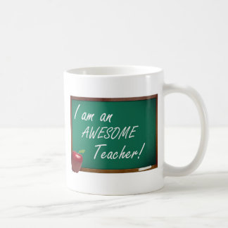 Mug je suis un professeur impressionnant