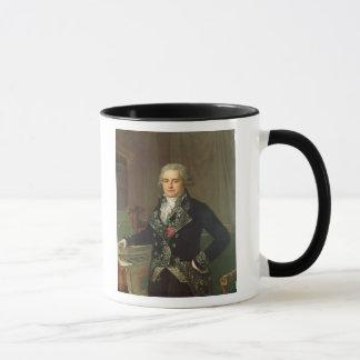 Mug Jean Antoine Chaptal Comte de Chanteloupe