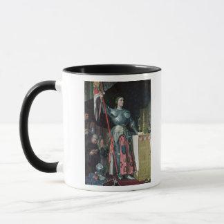Mug Jeanne d'Arc au couronnement du Roi Charles