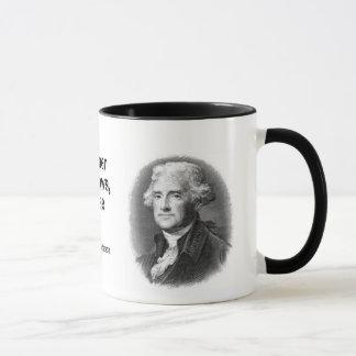 Mug Jefferson - charrues