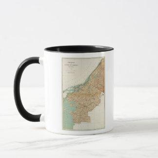 Mug Jefferson, comtés de St Lawrence