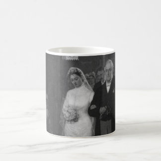 Mug Jeune mariée victorienne
