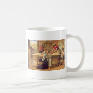 Mug John Everett Millais Millais le Christ dans la