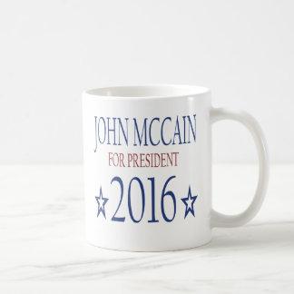 Mug John McCain pour le président 2016
