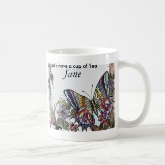 Mug Joli papillon