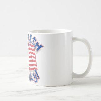 Mug Jour de la Déclaration d'Indépendance 4 juillet