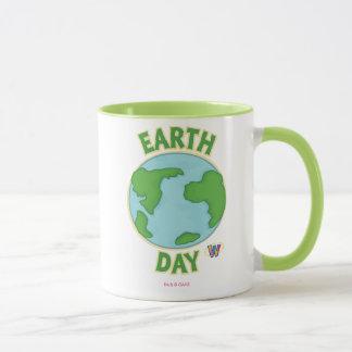 Mug Jour de la terre de Webkinz