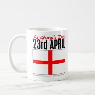 Mug Jour de l'Angleterre, St George