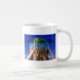 Mug Jour de Lyme du monde