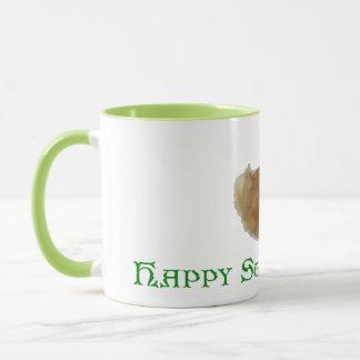 Mug Jour de Pekingese St Patrick