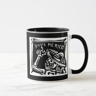 """Mug Jour du Mexique Mexique de vivats """"du mort """""""