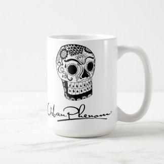 Mug Jour urbain de Phenom du crâne mort