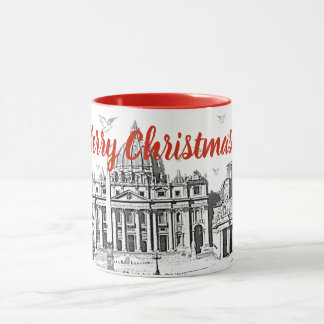 Mug Joyeux Noël Rome