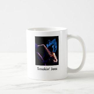 Mug Juste Smokin Jazz-cultivé, jazz de Smokin