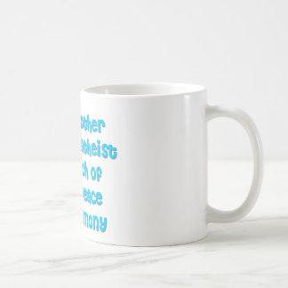 Mug Juste un autre athée à la recherche de paix du