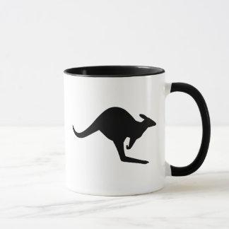 Mug Kangourou de précaution