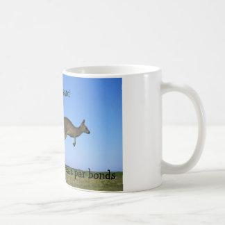 Mug Kangourous bondissant