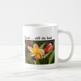 Mug Kauai… DA bes', oublient toujours le DA…