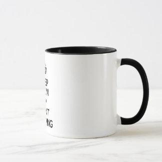 Mug Keep Calm et Don't Camping