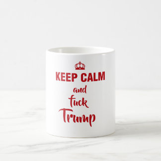 Mug Keep calm Trump