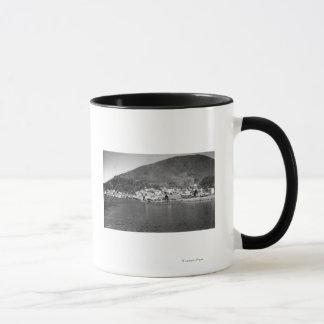 Mug Ketchikan, Alaska de photographie de arrivée de