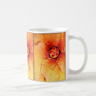 Mug Ketmie hawaïenne de coucher du soleil