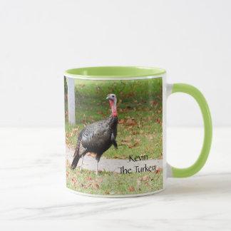 Mug Kevin la Turquie - vieux Wethersfield, CT (PICS 2)