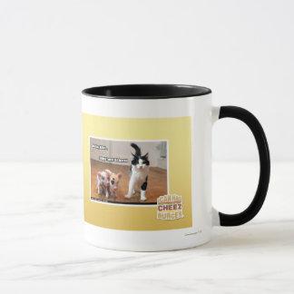 Mug Kitteh fonctionnant
