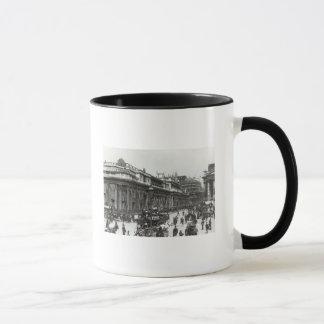 Mug La Banque d'Angleterre A décoré pour la reine